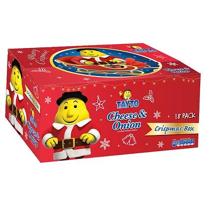 Cheese & Onion Crispmas Box (450g)