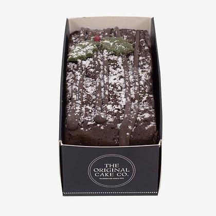 Belgian Chocolate Yule Log (210g)