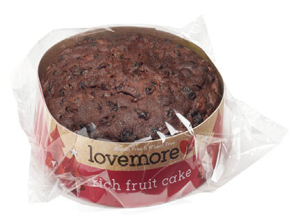 Rich Fruit Cake (540g)