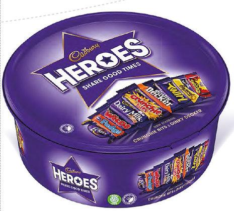 Heroes (600g)
