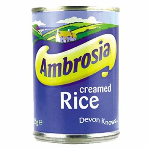 Ambrosia: Creamed Rice 425g