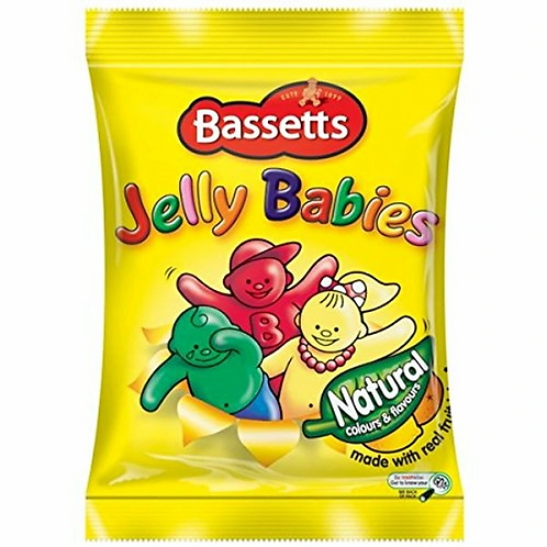 Bassetts: Jelly Babies 165g