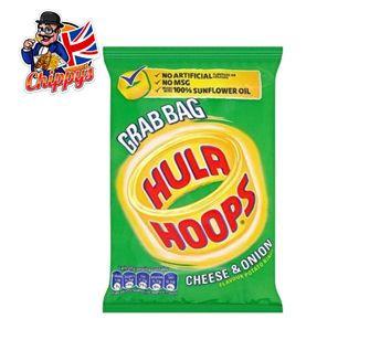 Hula Hoops: Cheese & Onion (34g)
