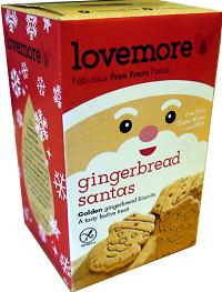Santa Gingerbread (195g)