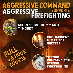 Aggressive Command ONLINE Training Cours