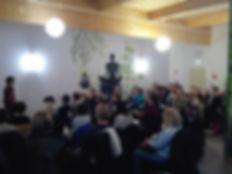Photo conférence Naturopathie Josiane KELLER - 16 fev 2015