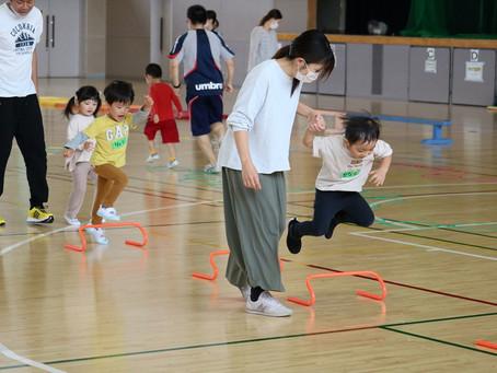 10/4sun マイタウンスポーツデー@泉体育館