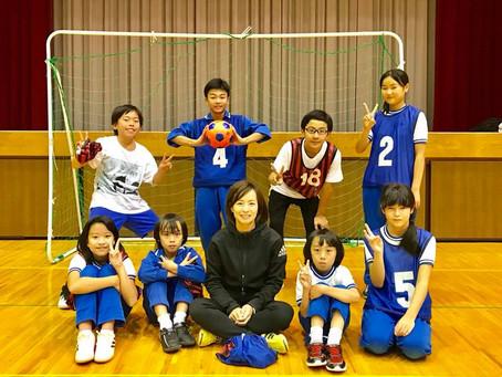 気仙沼市立水梨小学校に行ってきました!