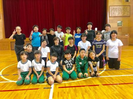 気仙沼市立大島小学校に行ってきました!