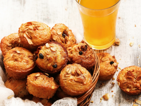 Yummy Gluten-Free Banana Muffins