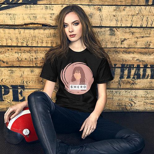 Be Your Own Shero V2 Short-Sleeve Unisex T-Shirt