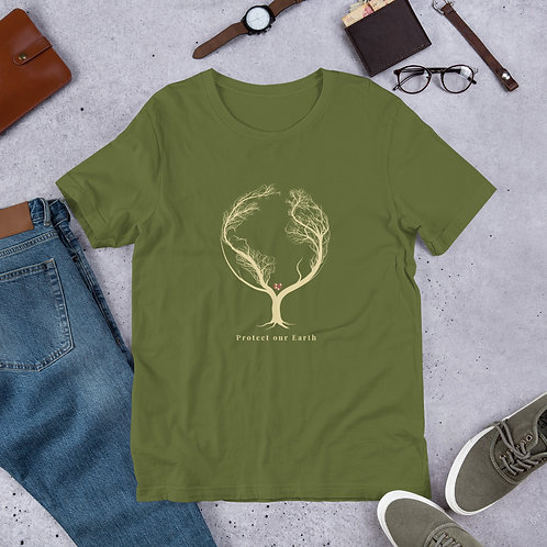 Protect our Planet Short-Sleeve Unisex T-Shirt