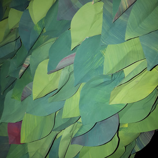 A Detail of Leaves
