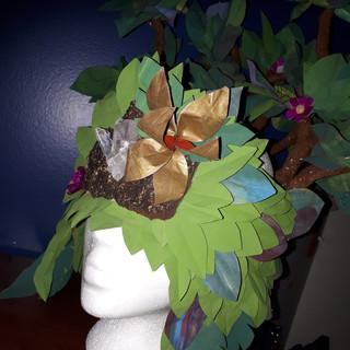 Headpiece complete