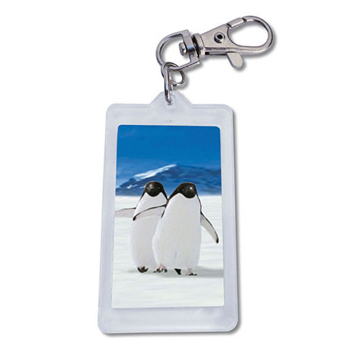 Keychain PENGUINS 12-pack