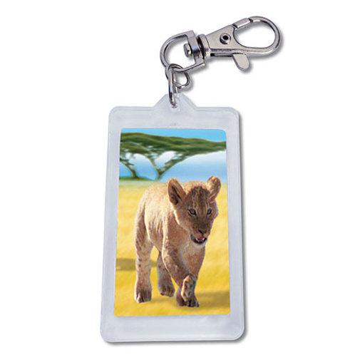 Keychain LION CUB 12-pack