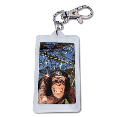 Keychain CHIMPANZEE 12-pack