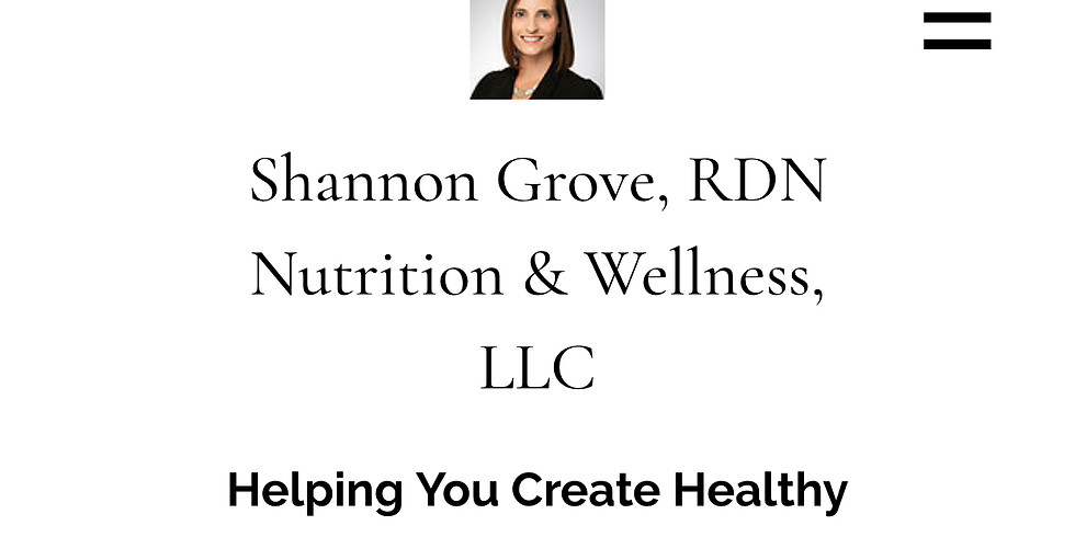 Nutrition Info Session