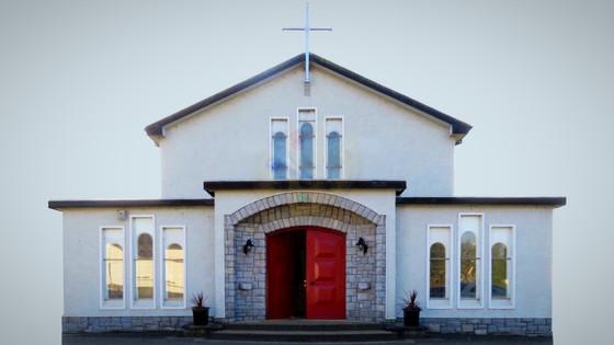 Killea Chapel Temporary Closure
