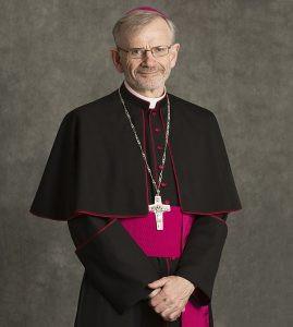 Message From Bishop McGuckian