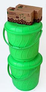 StoneSoup Home Composting Kit