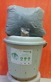 Nitya Jaivika - Composting Bin for Individual Homes