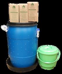 Shudh Labh - Easy Aerobic Composting Kit