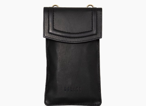 DétaiL mobile phone bag BLACK