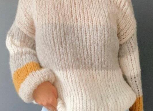 Brimanella trui ronde hals alpaca