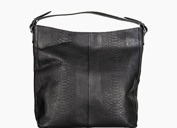 DétaiL shopping bag BLACK