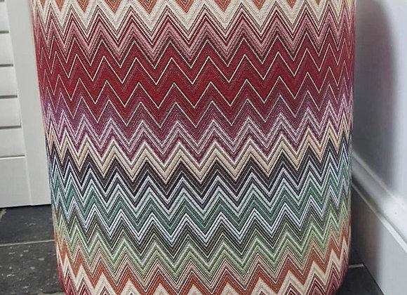 MMIO poef multicolor medium