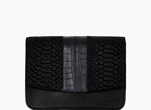 DétaiL shoulder bag BLACK