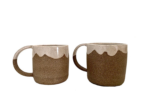 Bakbeeld tassen