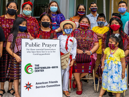 Immigrant farmworkers who died of COVID-19 remembered