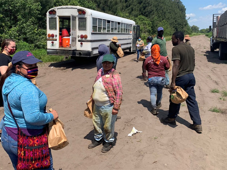 Guatemalan-Maya Center distributes PPE, hygiene supplies to Palm Beach County farmworkers
