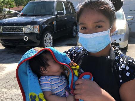 Centro Maya de Lake Worth se une para ayudar a las victimas de los huracanes Eta-Iota