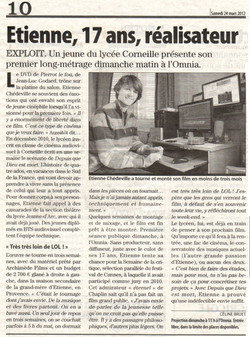 article paris normandie Etienne C Depuis que dieu est mort.JPG