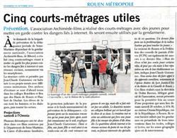 Paris Normandie risques d'internet Omnia