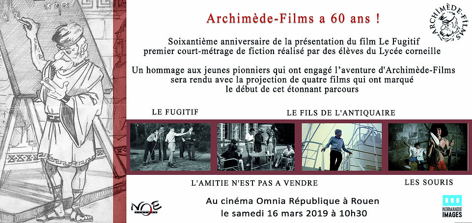Invitation Omnia 60 ans d'archimede 16 m