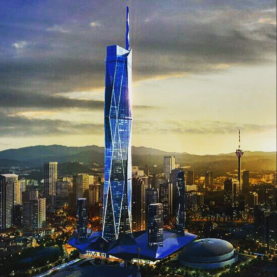Merdeka PNB 118 Tower