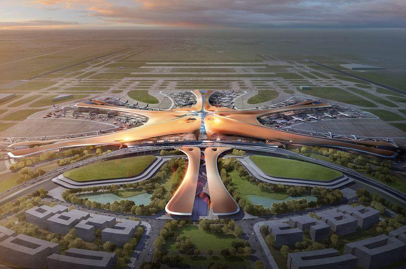 BeijingNew Airport