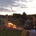 Nights around the campfire