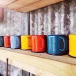 Field Kitchen camping mugs