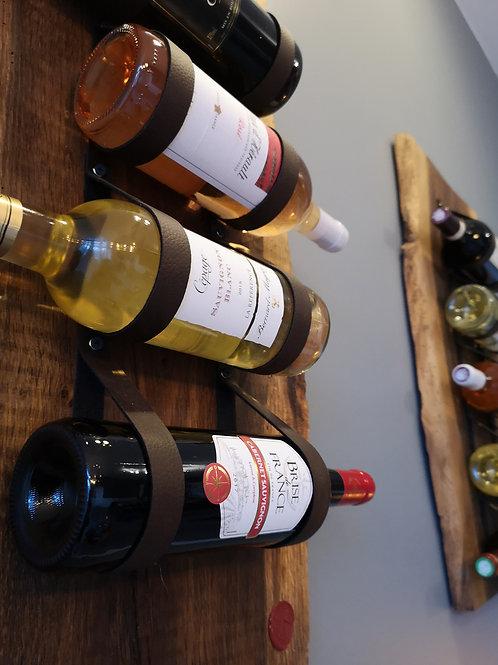 La planch'à vins 4 bouteilles