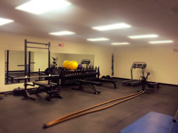 MAW Weight room