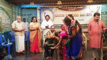 A workshop by Sangeeta Nrutya Academy, Department of Kannada and culture, Karnataka.