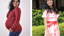SELF CARE IS IMPORTANT: 25 Kgs post-natal weight loss journey