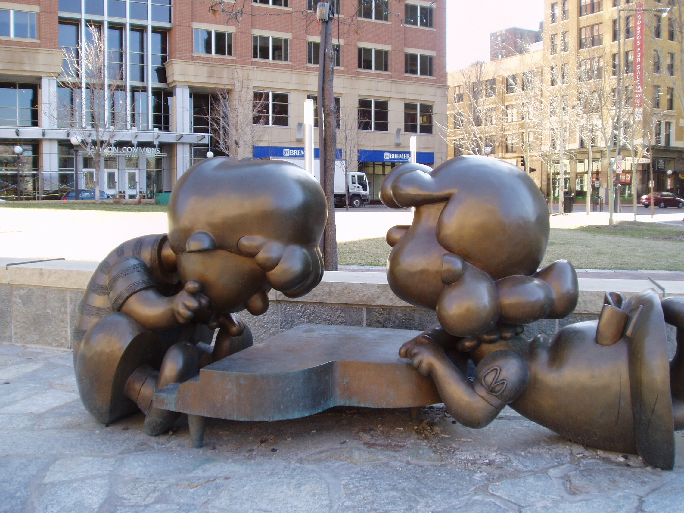 Landmark Plaza - Snoopy Park