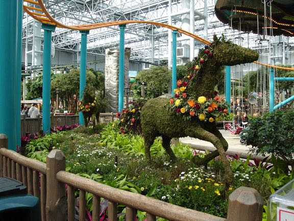 Mall of America Flower Show