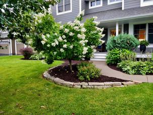 Frontyard-Landscape-Natural-Stone-Edging